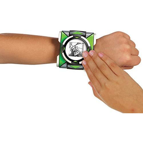 Ben 10 Deluxe Game Omnitrix ENG IC - Leeval Shop Direct