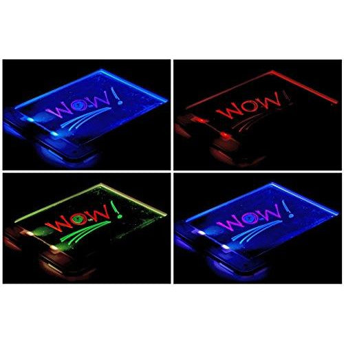 John Adams Light Up GLOWPAD Tablet - Leeval Shop Direct