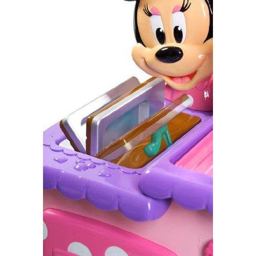 Minnie Mouse Flippin Fun Kitchen - Leeval Shop Direct