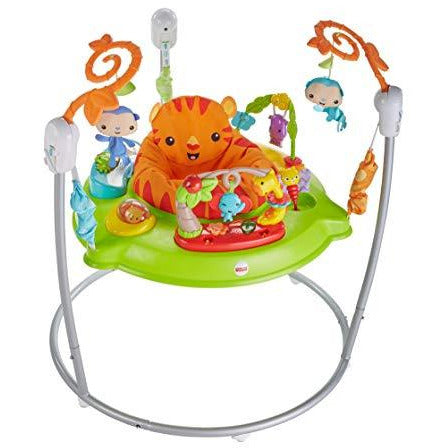 Fisher-Price Roaring Rainforest Jumperoo - Leeval Shop Direct