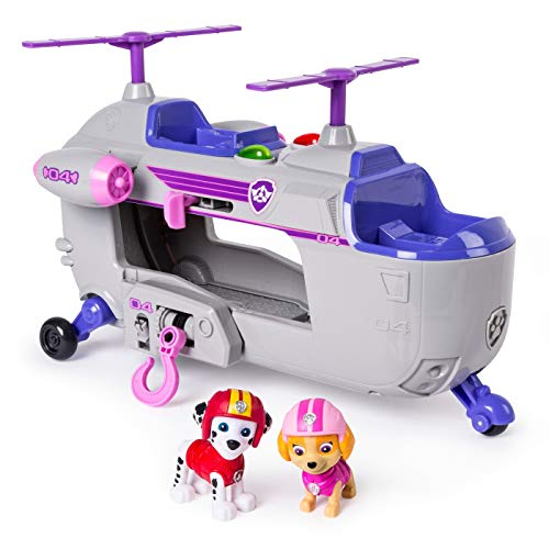 Paw Patrol Skye's Ultimate Rescue Helicopter - Leeval Shop Direct