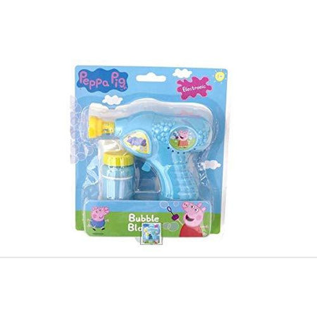 Peppa Pig BUBBLE BLOWER for Kids - Leeval Shop Direct