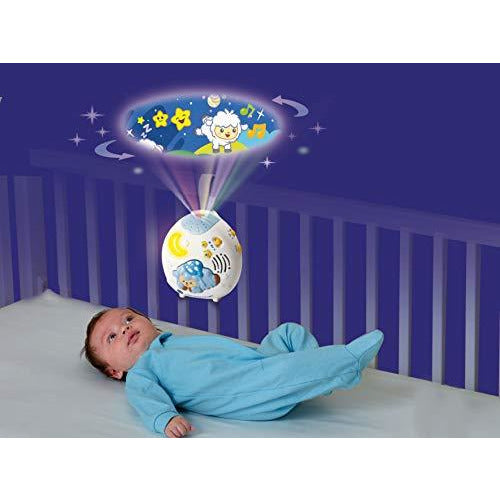 VTech Lullaby Sheep Cot Light - Leeval Shop Direct