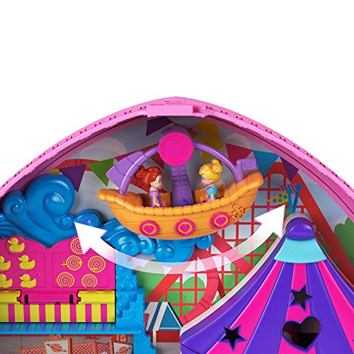 Polly Pocket Tiny is Mighty Theme Park Backpack - Leeval Shop Direct