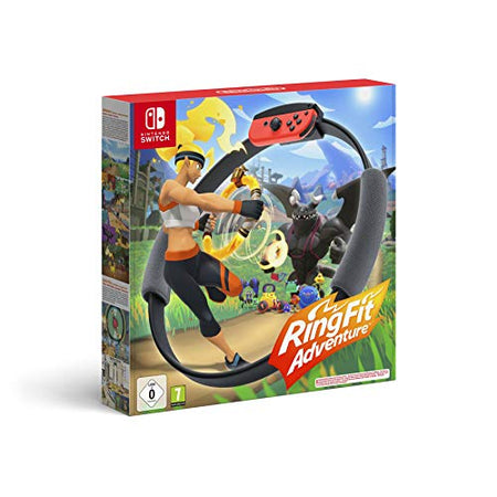Ring Fit Adventure Nintendo Switch - Leeval Shop Direct