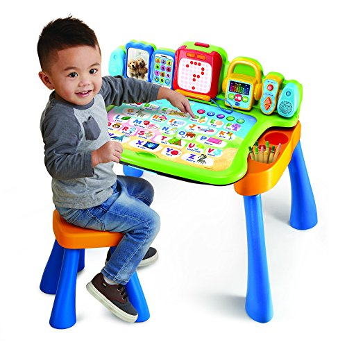 Vtech Touch and Learn Activity Desk - Leeval Shop Direct