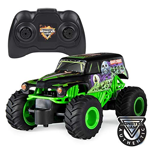 Monster Jam RC Grave Digger 1:24 Scale Truck - Leeval Shop Direct