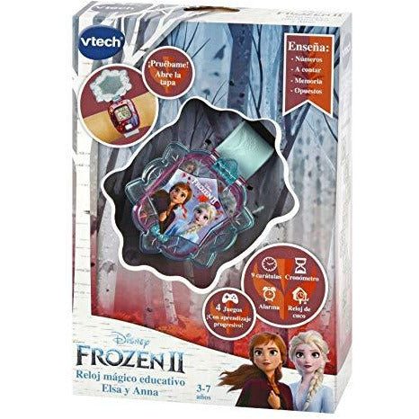 VTech Frozen 2 Digital Magical EDC Watch Colour - Leeval Shop Direct