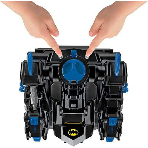 Imaginext Remote Control Transforming Bat Bot - Leeval Shop Direct