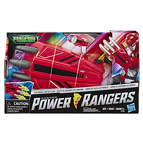 Power Rangers Beast Morphers Cheetah Claw - Leeval Shop Direct