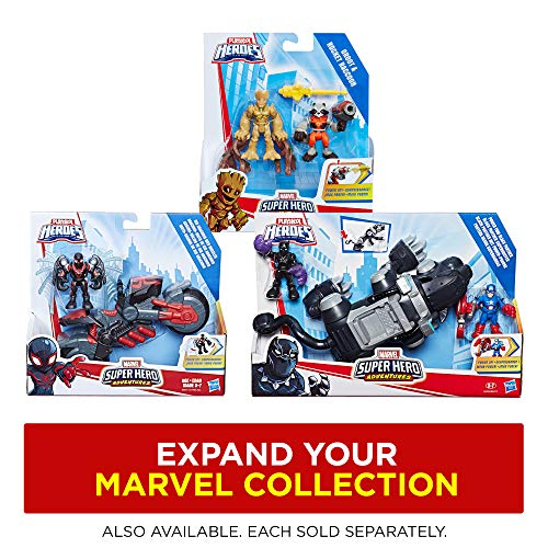 Playskool Heroes Iron Man Headquarters Playset - Leeval Shop Direct