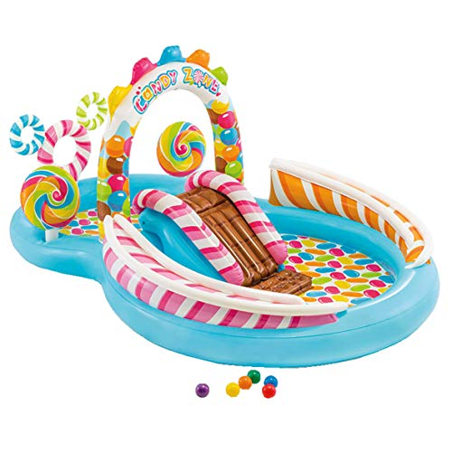 Intex Candy Zone Play Centre Pool - Leeval Shop Direct