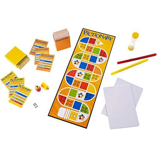 Pictionary Quick-Draw Guessing Board Game - Leeval Shop Direct