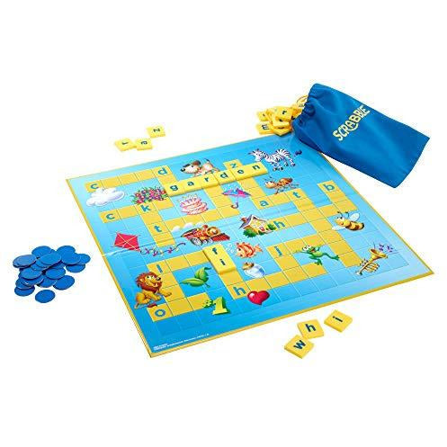 Scrabble Junior Board Game - Leeval Shop Direct
