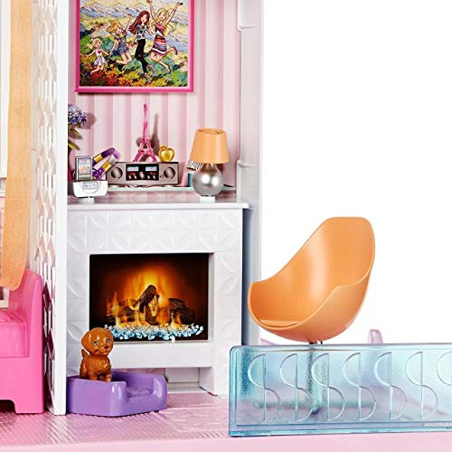 Barbie Estate Dreamhouse Playset - Leeval Shop Direct