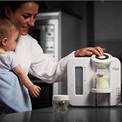 Tommee Tippee Perfect Prep Machine, White - Leeval Shop Direct