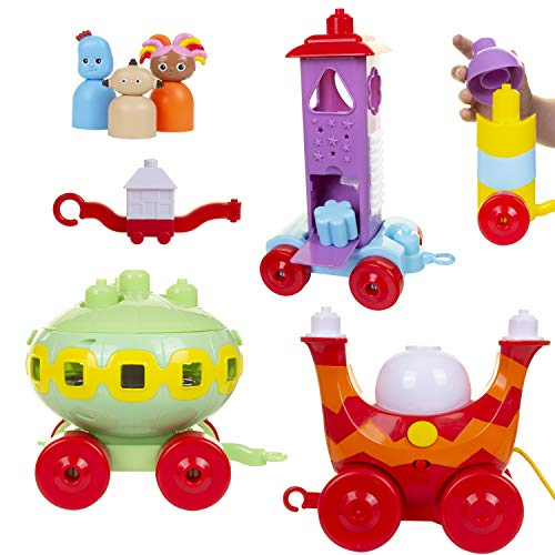 In the Night Garden Ninky Nonk Musical Activity Bubble Train