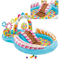 Intex Candy Zone Play Centre - Leeval Shop Direct