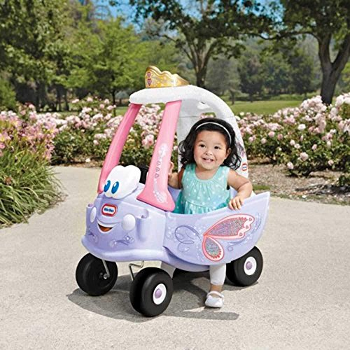 Little Tike Ride On Cozy Coupe Vehicle - Leeval Shop Direct