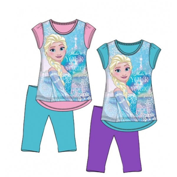 Disney 'MAKE YOUR MAGIC' Legging Set - Leeval Shop Direct