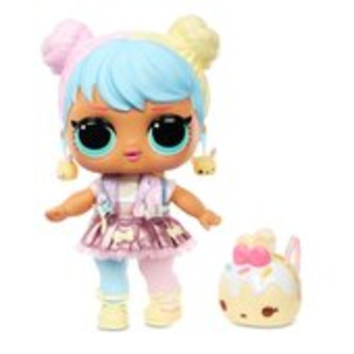 L.O.L Surprise Big B.B. (Big Baby) Bon Bon 28cm Large Doll - Leeval Shop Direct