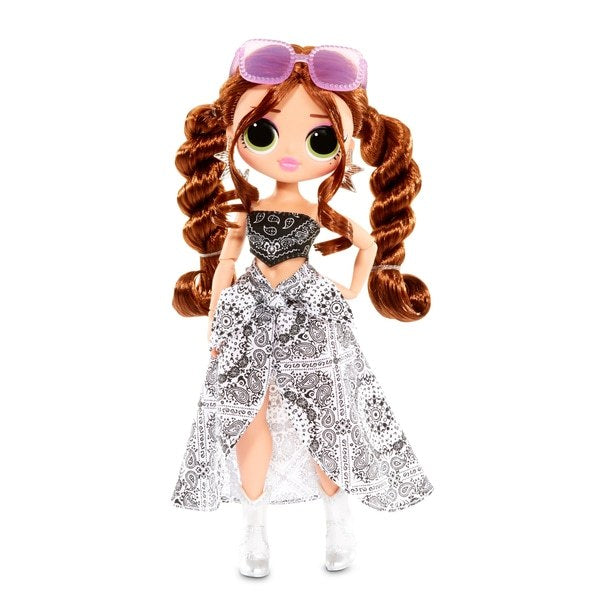 L.O.L. Surprise! O.M.G. Remix Lonestar Fashion Doll - Leeval Shop Direct