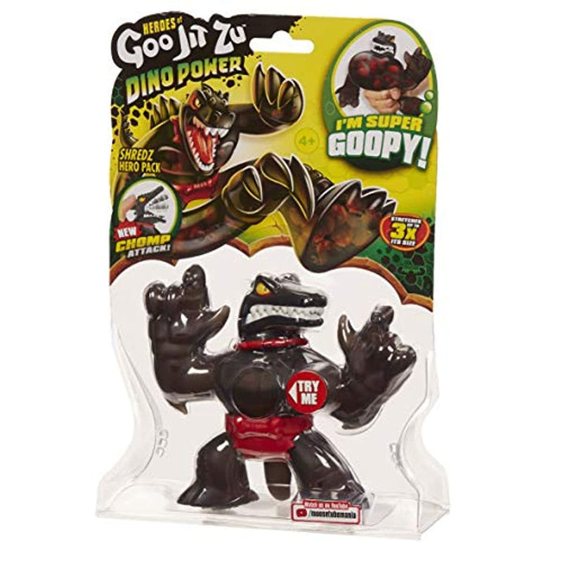 Heroes of Goo Jit Zu 41093 SHREDZ The Spinosaurus - Leeval Shop Direct