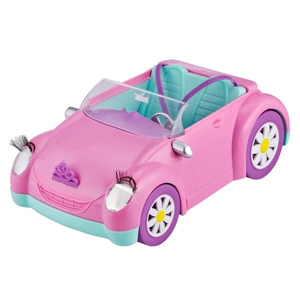 Sparkle Girlz Convertible with Doll By ZURU - Leeval Shop Direct