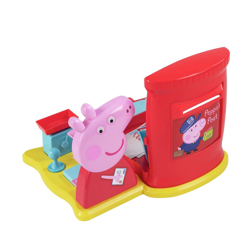 Peppa Pig Peppa's Post Office Playset - Leeval Shop Direct