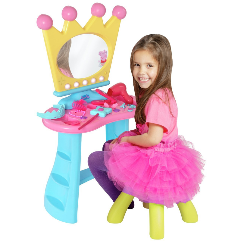 Peppa's Dressing Table - Leeval Shop Direct