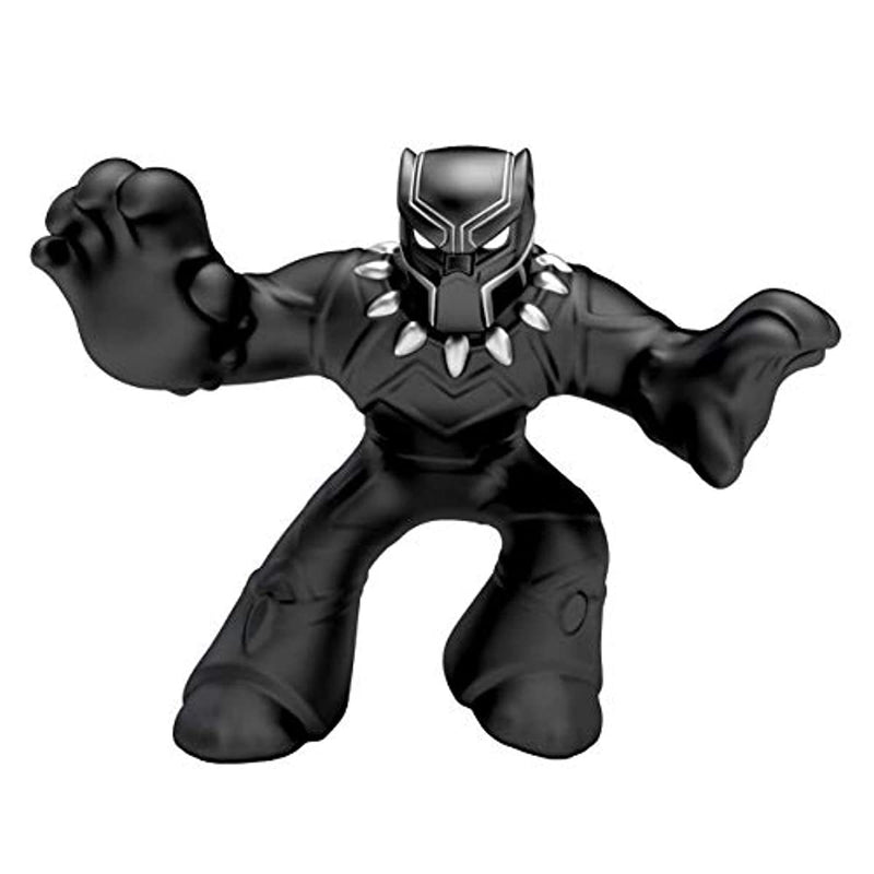 Heroes of Goo Jit Zu 41099 Marvel Superheroes-Black Panther - Leeval Shop Direct