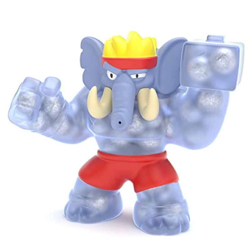 Heroes of Goo Jit Zu 41044 Hero Pack S2 GIGATUSK The Elephant, Multicolor - Leeval Shop Direct