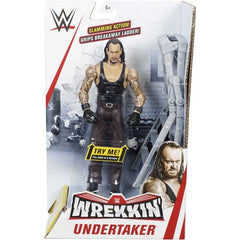WWE WREKKIN FIGURE ASST - Leeval Shop Direct