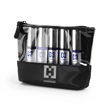 Load image into Gallery viewer, 5 in 1 Men's Luxury Skincare Travel Set Collection