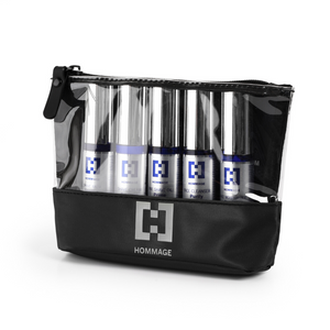 5 in 1 Men's Luxury Skincare Travel Set Collection
