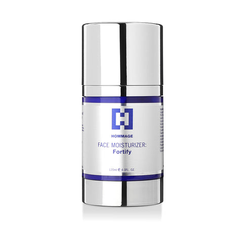 Face Moisturizer: Fortify