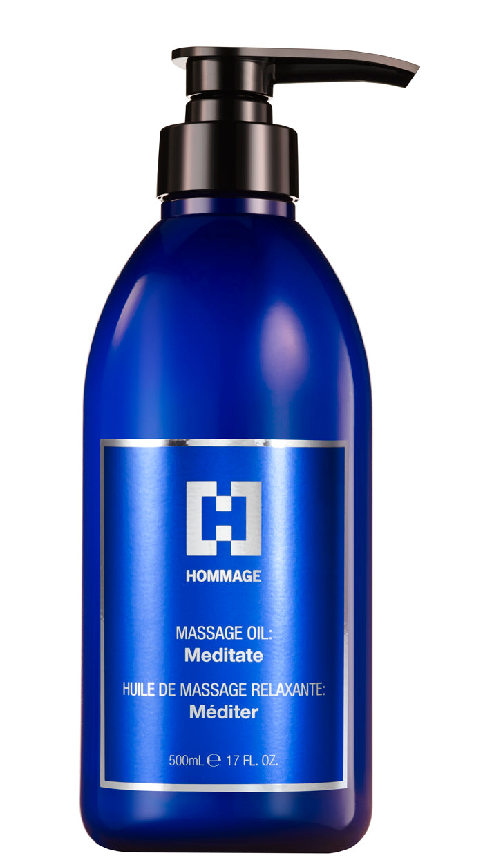 Massage Oil: Meditate 500ml