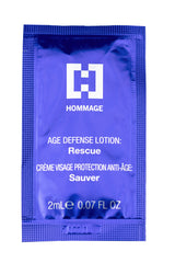 Sample Sachet - Age Defence Lotion RESCUE (2ml)