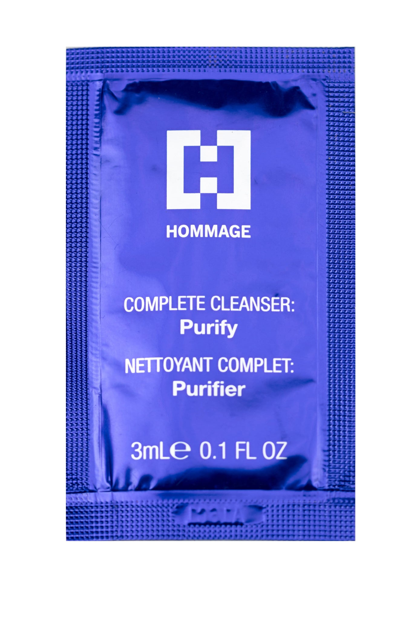 Sample Sachet - Complete Cleanser PURIFY (3ml)