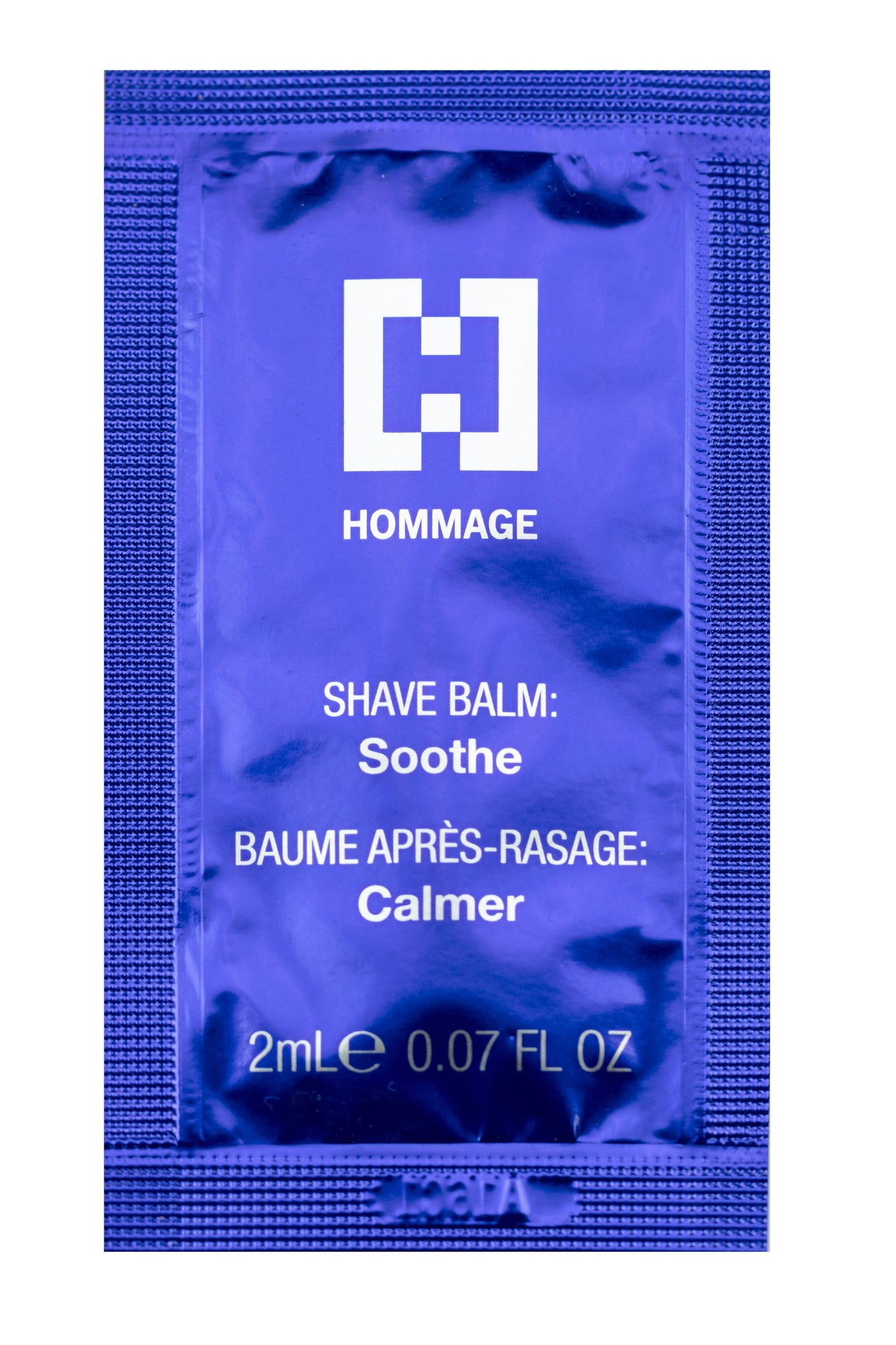 Sample Sachet - Shave Balm SOOTHE (2ml)