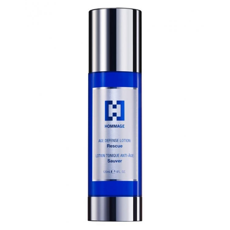 Age Defense Lotion - Rescue 120ml, Silver Label