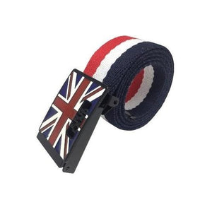 England Flag Fashion Belt - My Buy iO