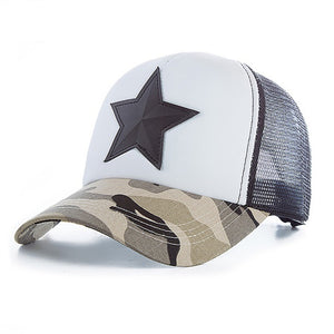 5 Star Snapback Hat - My Buy iO