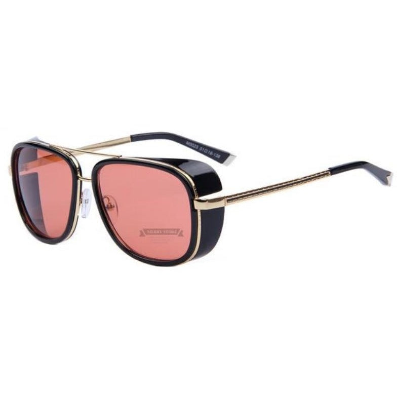 Tinted Vintage Style Sunglasses - My Buy iO