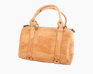 Cork Leather Shoulder Bag