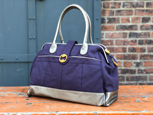 Cassia Weekender & Travel Bag