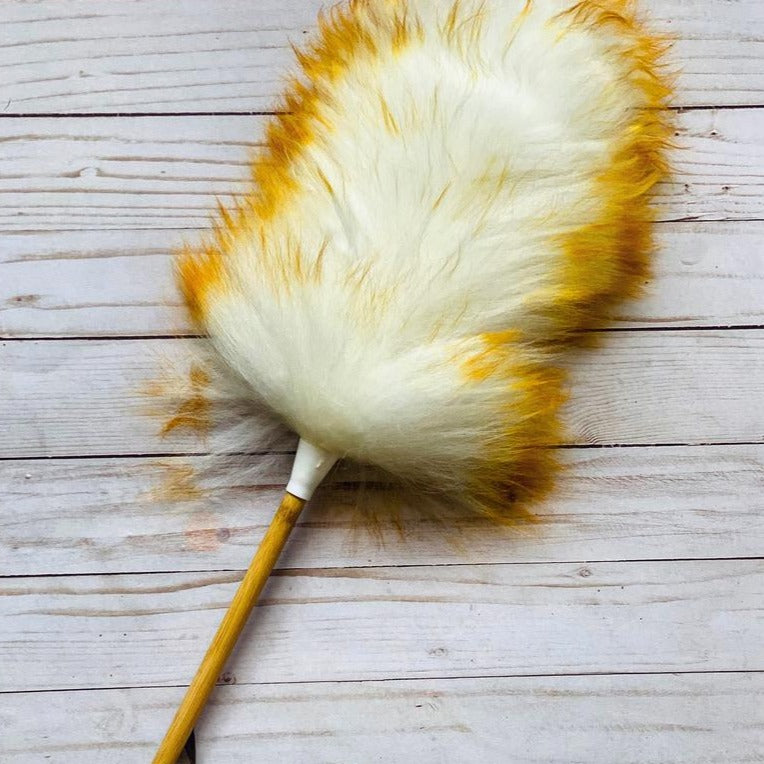 Eco-friendly Wool Duster