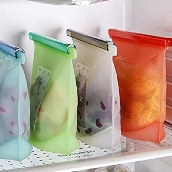 Silicone Food Storage Bag