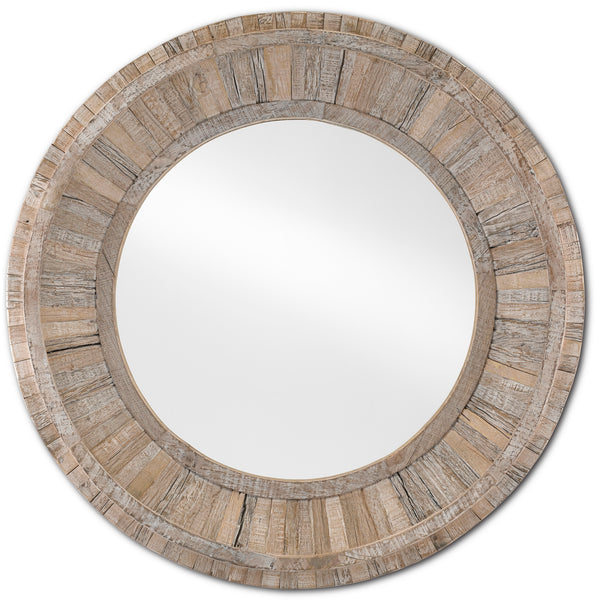 Kanor Round Mirror