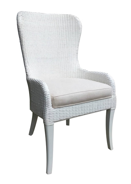Renata Side Chair - White